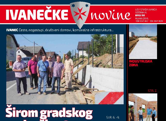 Ivanečke novine, br. 90