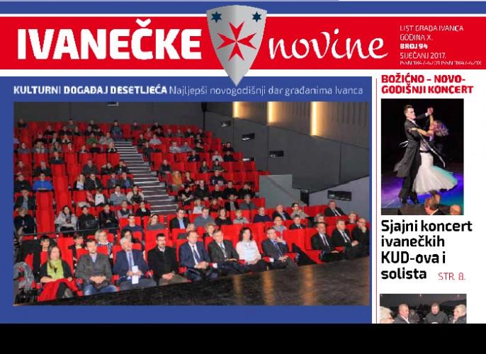 Ivanečke novine, br. 94
