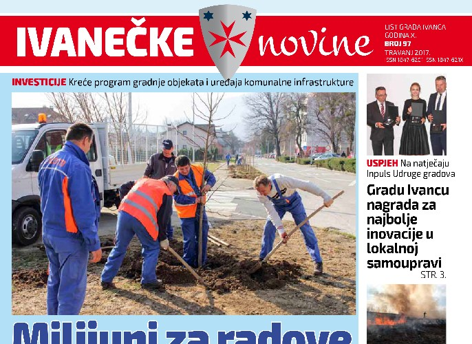Ivanečke novine, br. 97
