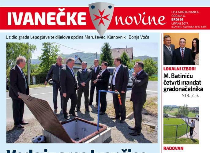 Ivanečke novine, br. 99