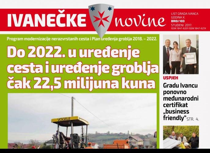 Ivanečke novine, br. 103