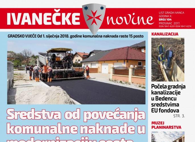 Ivanečke novine, br. 104