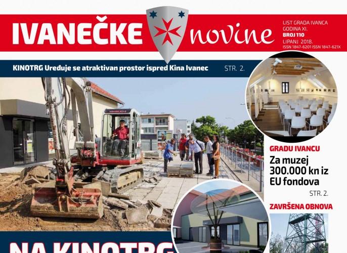 Ivanečke novine, br. 110