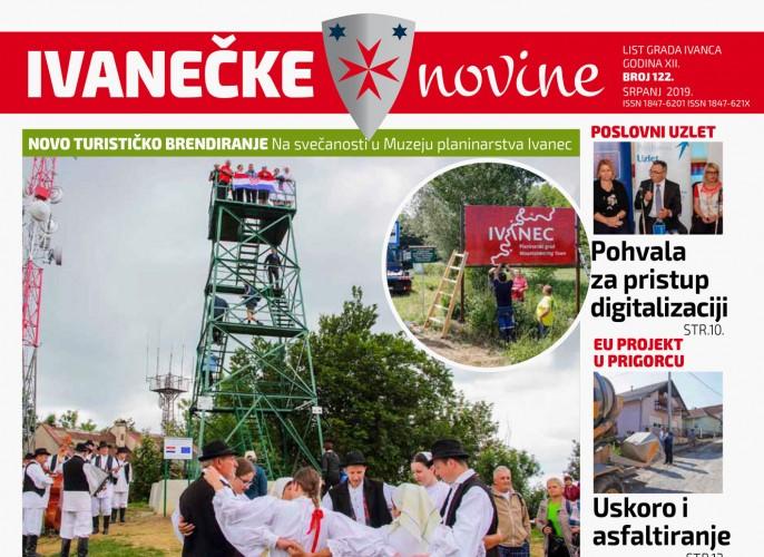 Ivanečke novine br. 122
