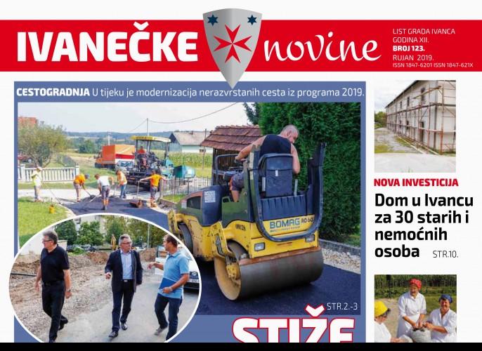 Ivanečke novine br. 123