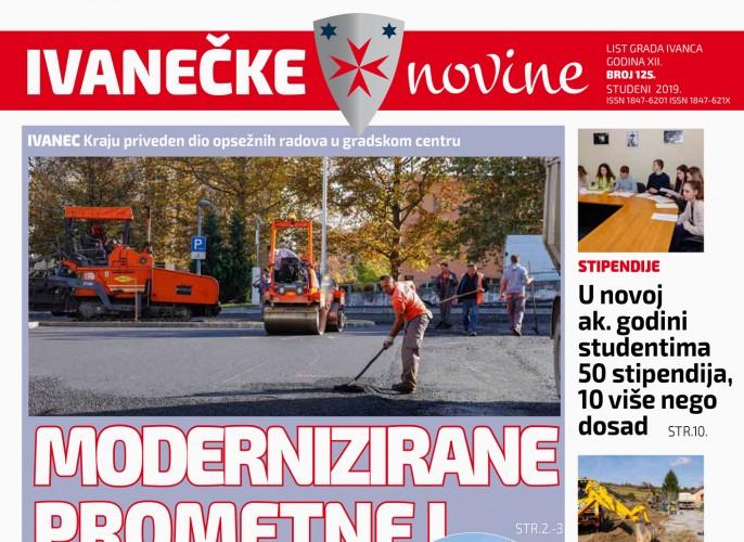 Ivanečke novine br. 125