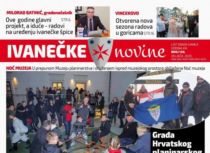Ivanečke novine br. 128