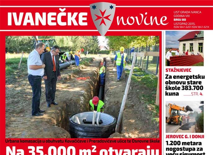 Ivanečke novine, br. 80