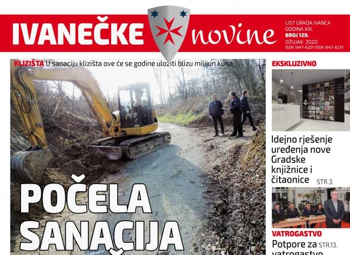 Ivanečke novine br. 129