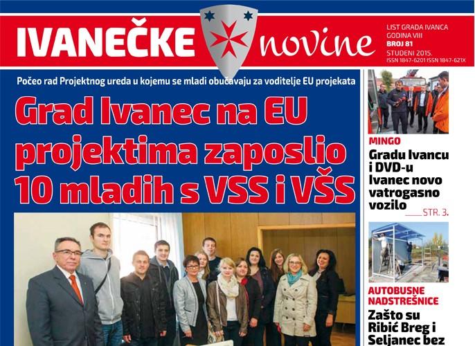 Ivanečke novine, br. 81