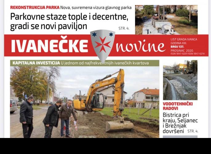 Ivanečke novine br 137.