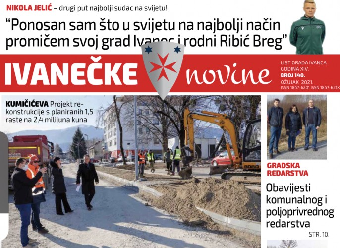 Ivanečke novine br 140.