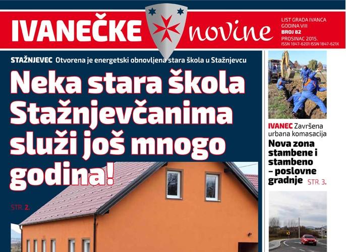Ivanečke novine, br. 82