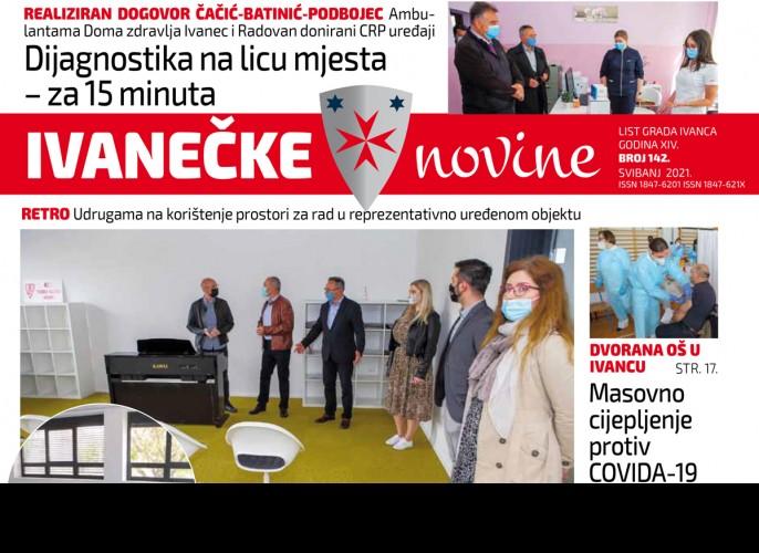 Ivanečke novine br 142.