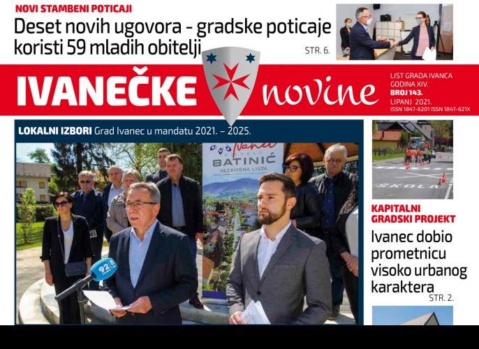 Ivanečke novine br 143.