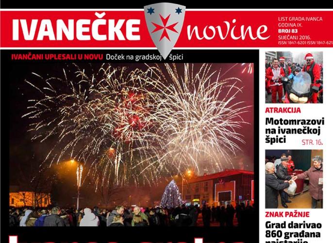 Ivanečke novine, br. 83