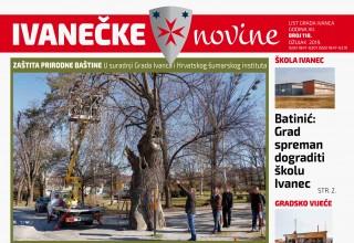 Ivanečke novine br. 118