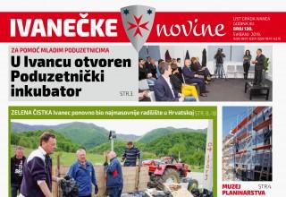 Ivanečke novine br. 120