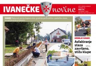 Ivanečke novine br. 124