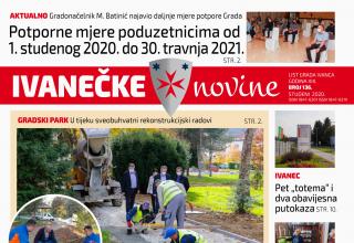 Ivanečke novine br. 136