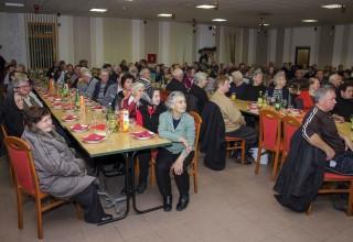 Grad Ivanec organizirao podjelu darova i božićno druženje s najstarijim sugrađanima