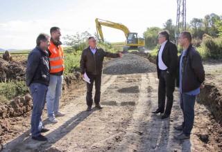 Počeo najveći gradski infrastrukturni projekt u 2018. (4,14 mil. kn) financiran iz EU fonda za ruralni razvoj