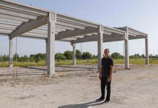 POSLOVNA ZONA IVANEC-ISTOK Klesarstvo Bregović počelo s gradnjom nove proizvodne hale