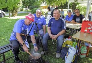 SUTRA U GRADSKOM PARKU Ivanečki kotlić – glavni sponzori Vugrinec d.o.o. i Grad Ivanec
