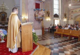 Svečana misa u povodu blagdana sv. Ivana Krstitelja
