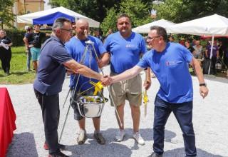 IVANEČKI KOTLIĆ Kotliće osvojili Elektra, Ekipa s posla i Gljivarsko društvo Ivanec