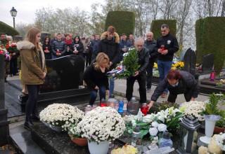 Obilježena 28. obljetnica pogibije vukovarskog branitelja Stjepana Vusića