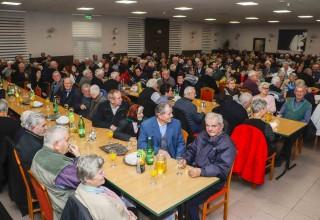 U utorak, 10. prosinca, u KTC-u: Grad Ivanec priređuje darivanje i druženje s 930 najstarijih sugrađana