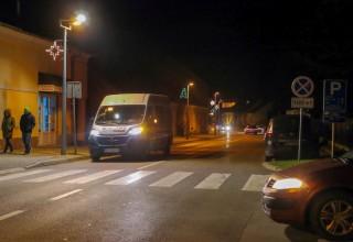 POJAČANO OSVJETLJAVANJE PJEŠAČKIH PRIJELAZA LED rasvjeta montirana na 30-ak prijelaza u Ivancu