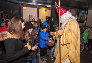 Tijekom prošlog vikenda sv. Nikola obišao djecu širom ivanečkoga kraja