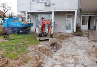 Gradu Ivancu 35.000 kn od Ministarstva hrvatskih branitelja za rampu i pješačke površine kod braniteljske zgrade