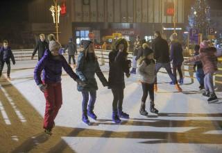 Pogledajte nezaboravnu atmosferu s klizališta u Ivancu u prilogu Varaždinske televizije