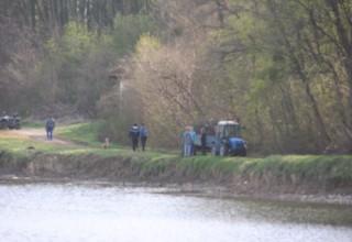 Radi povećanog okupljanja građana zatvoren ulaz na ivanečka Jezera