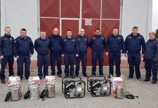U EPIDEMIJSKIM UVJETIMA Vatrogasna društva djeluju kao operativne snage zaštite i spašavanja