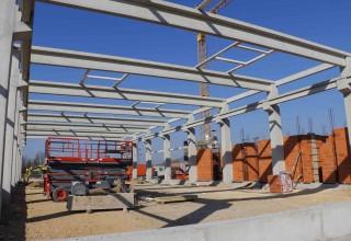 U Industrijskoj zoni Ivanec BGW grupa gradi novu proizvodnu halu i poslovni objekt vrijedne 2 milijuna eura
