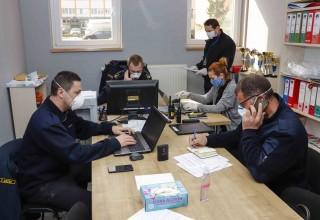Obavijest Stožera civilne zaštite Grada Ivanca o izdavanju propusnica
