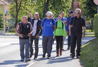 """POD POKROVITELJSTVOM GRADA IVANCA 6. planinarski pohod """"Putem Ivanečke planinarske obilaznice"""""""