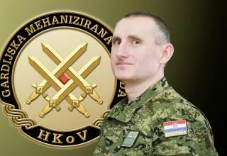 Gradonačelnik M. Batinić čestitao na promaknuću T. Kundidu, novom zamjeniku zapovjednika Hrvatske kopnene vojske