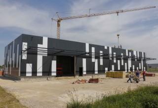 BGW GROUP d.o.o. U Industrijskoj zoni Ivanec izgrađena nova proizvodna hala (2 mil. eura)