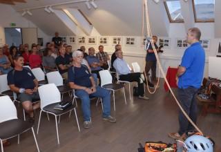 Danas, prezentacijom o visokogorstvu, u Muzeju planinarstva završava proslava 10 godina rada Planinarskog kluba Ivanec