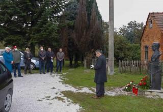 Obilježena 79. obljetnica pogibije narodnog heroja Josipa Kraša