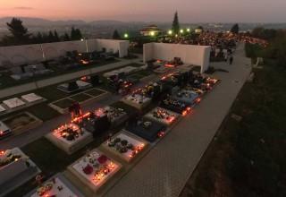 Obavijest o regulaciji prometa prema gradskom groblju Ivanec o blagdanu Svih svetih