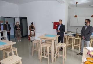 OTVOREN RETRO Grad Ivanec suvremene prostore dao na korištenje Klubu mladih i KUD-u Rudolf Rajter