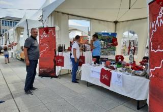Grad Ivanec, Poslovna zona, Turistička zajednica i 20-ak gospodarstvenika na 7. gospodarskom sajmu u Varaždinu