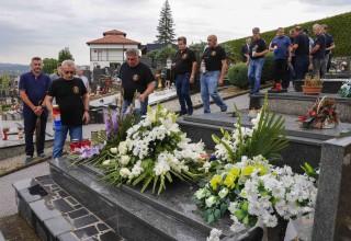 Obilježena 30. obljetnica pogibelji ivanečkog branitelja Željka Putara – Grdaka