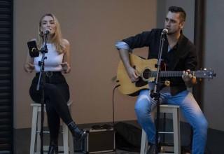 U organizaciji Kluba mladih Ivanec održan koncert Lucije Job i Hrvoja Funde